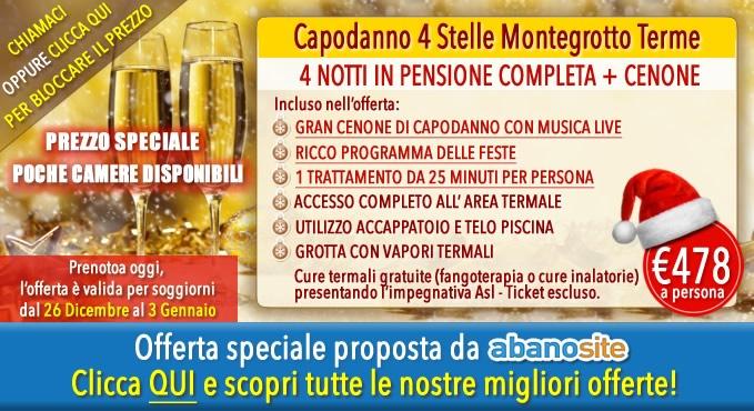 Offerte capodanno Abano Terme hotel 4 stelle Abano Terme cenone ...